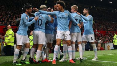 English Premier League: Manchester City Top Manchester United 2–0 at Old Trafford, Reclaims Top Spot From Liverpool
